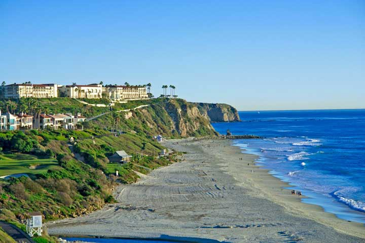 Monarch Beach Beach Front Homes For Sale