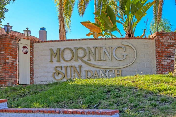 Morning Sun Ranch Community Homes For Sale In Encinitas, California