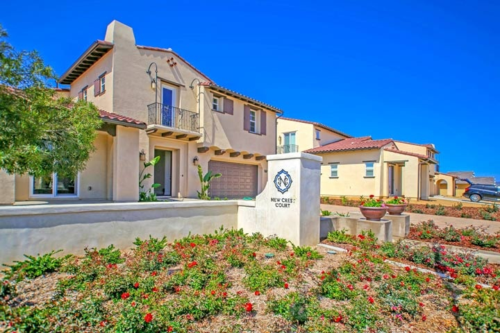 New Crest Court Homes For Sale In Carlsbad, California