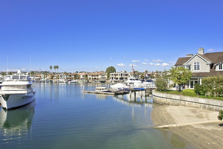 Newport Beach Water View Homes For Sale In Newport Beach, California
