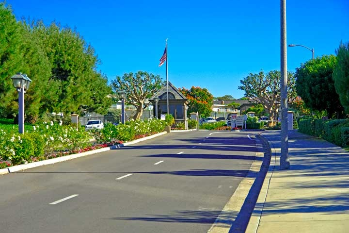Niguel Shores Community in Monarch Beach, California