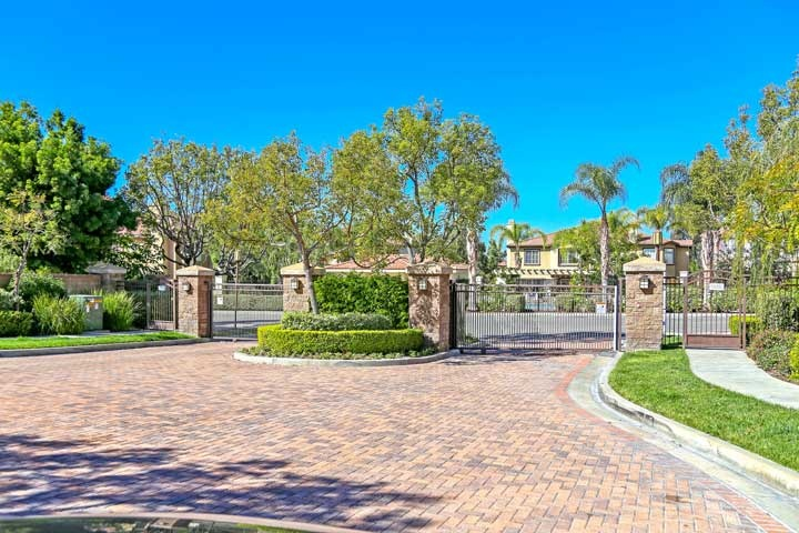 Northwood Villas Gated Community Homes For Sale In Irvine, California