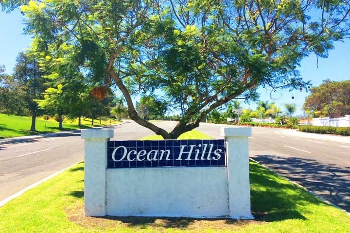 Ocean Hills Homes For Sale in Oceanside, California