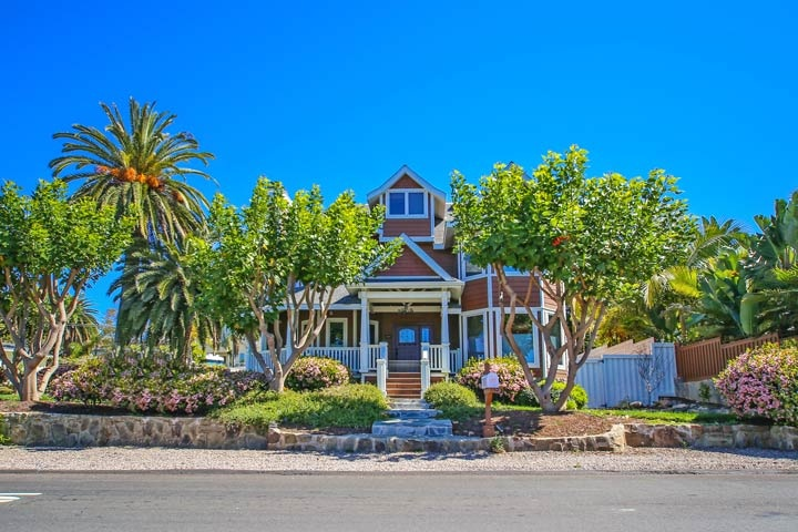 Old Carlsbad Homes For Sale In Carlsbad, California