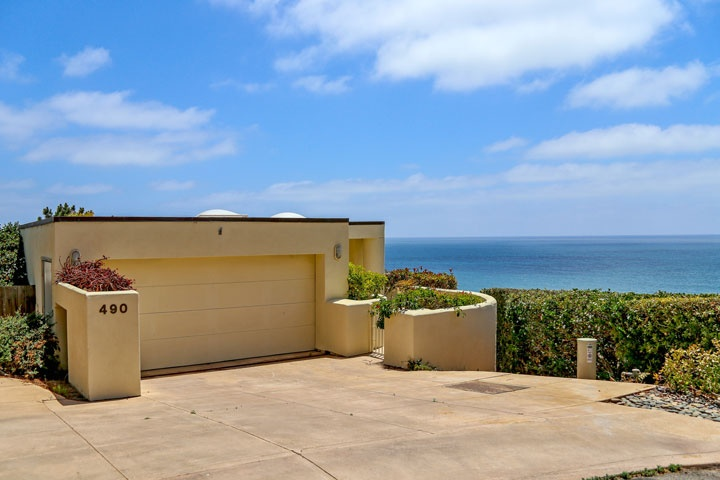 Del Mar Ocean View Homes For Sale In Del Mar, California