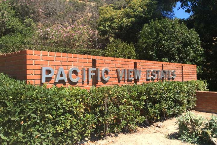 Pacific View Estates Homes For Sale in Pacific Palisades, California