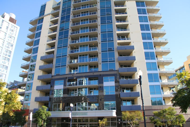 Park terrace san diego condos beach cities real estate for La downtown condo for sale