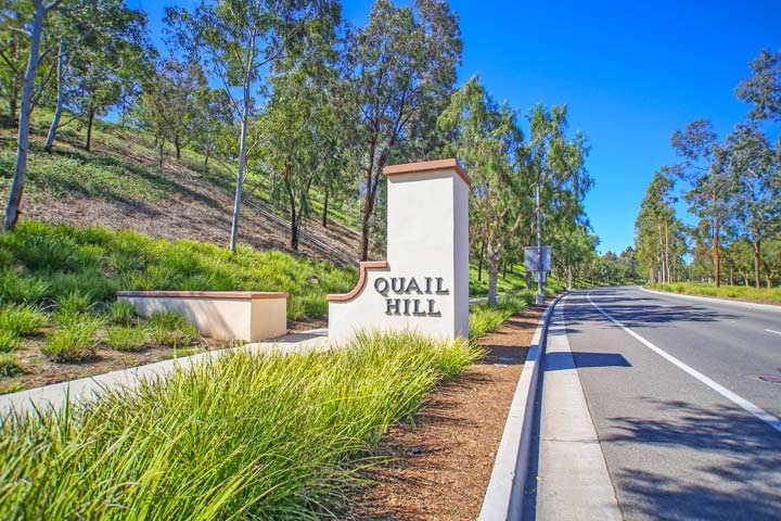 Quail Hill Community Homes For Sale In Irvine, California