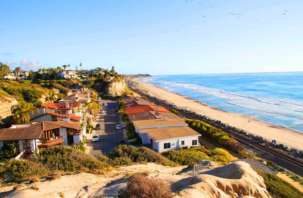 San Clemente Beach Front Homes - Beach Cities Real Estate