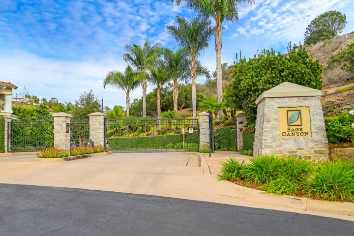 Sage Canyon Homes for Sale In Encinitas, California