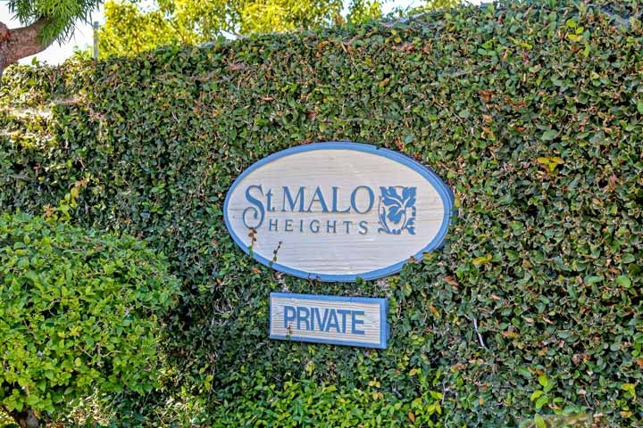 St. Malo Community Home For Sale in Oceanside, California