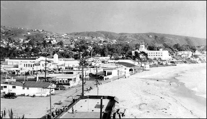 Laguna Beach History Historical Information On Laguna Beach