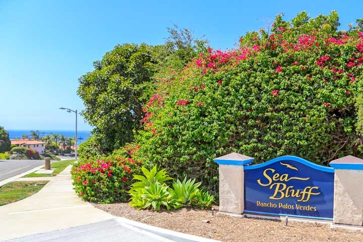 Sea Bluff Homes For Sale in Rancho Palos Verdes, California