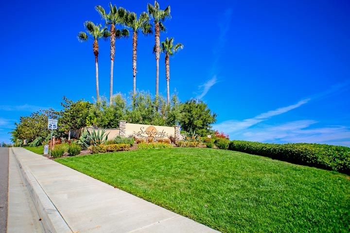 Seabright Community Homes For Sale In Carlsbad, California