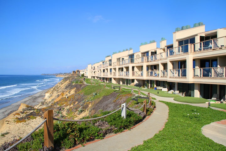 Seascape Sur Community - Solana Beach CA & Seascape Sur Solana Beach Condos - Beach Cities Real Estate