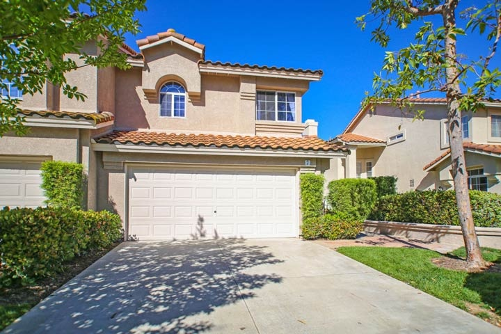 Seaway Collection Home For Sale in Aliso Viejo, California