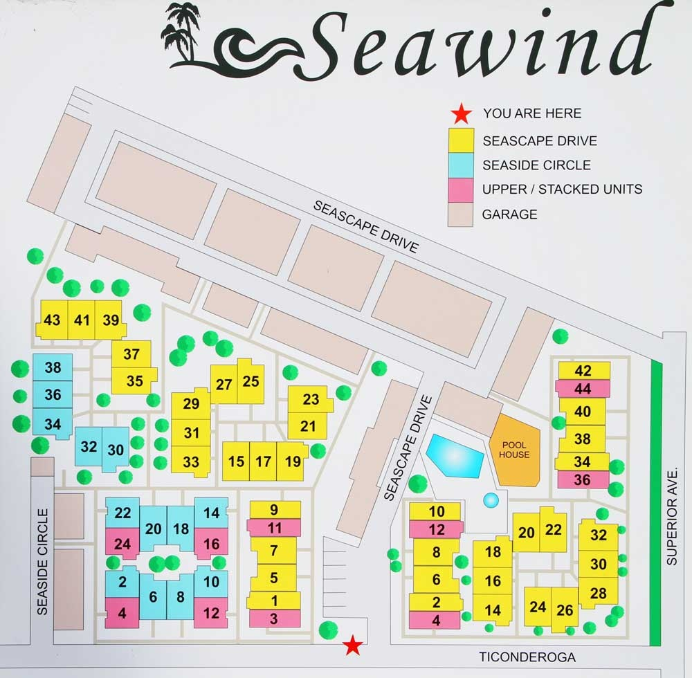 Seawind Condos For Sale in Newport Beach, California