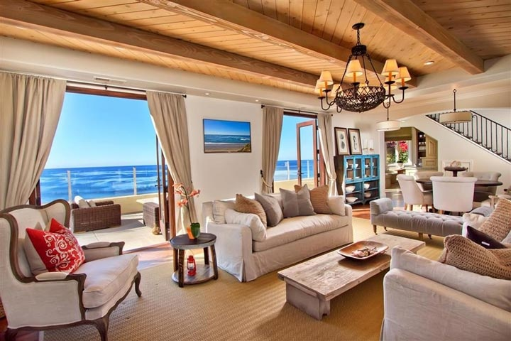 Solana beach oceanfront home in escrow 509 pacific ave for Ocean front home designs
