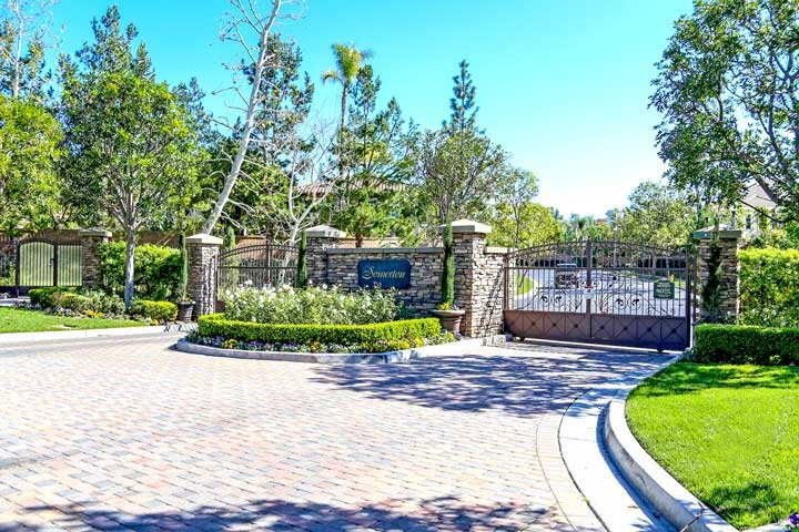 Somerton Gated Community Homes For Sale In Irvine, California