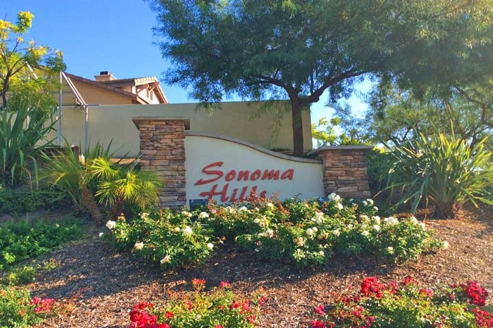 Sonoma Hills Community Homes For Sale In Oceanside, CA