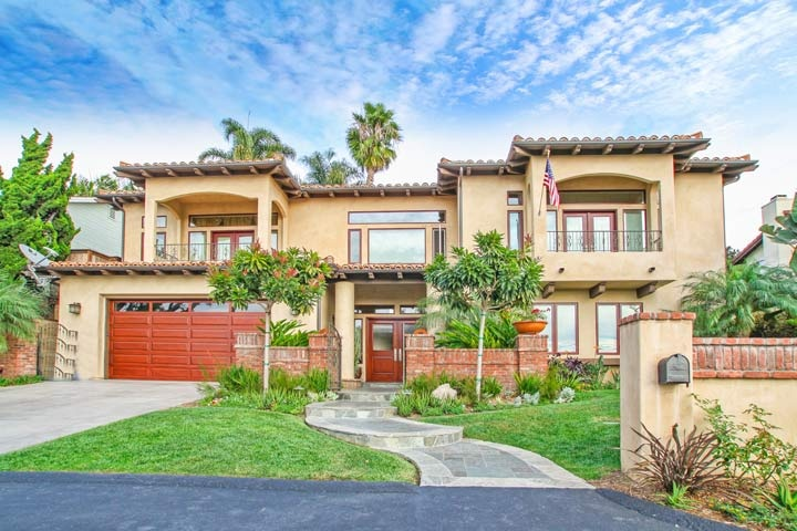 South Coast Park Community Homes For Sale In Encinitas, California