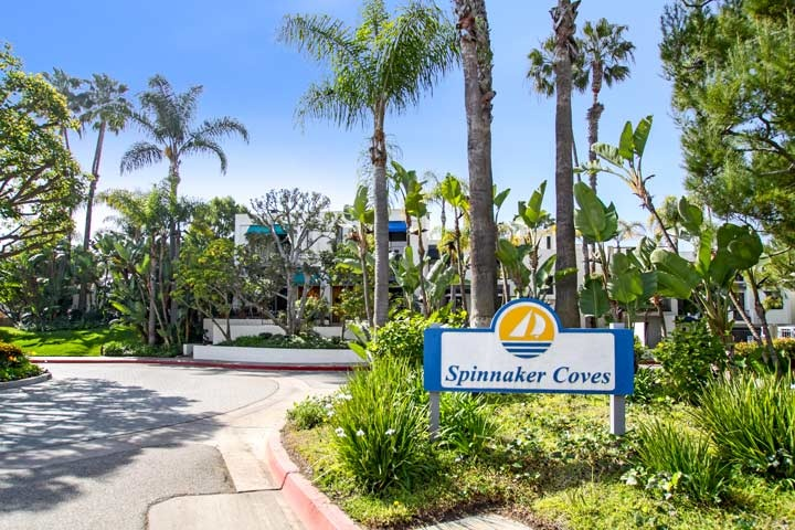 Spinnaker Coves Condos For Sale in Long Beach, California
