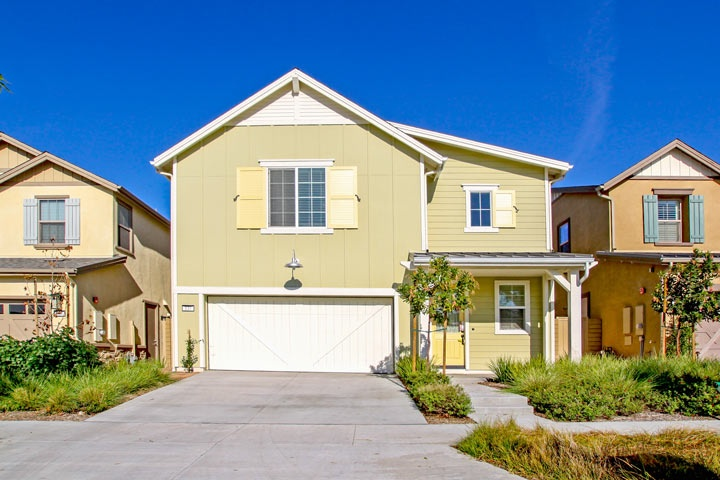Springhouse Great Park Community In Irvine, California