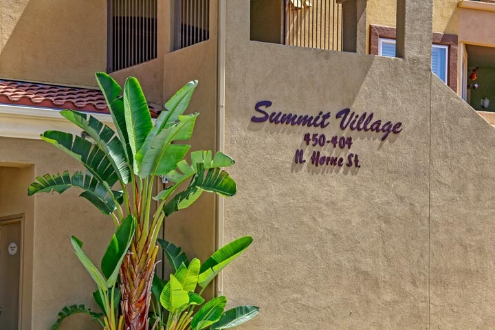 Summit Village Condos For Sale in Oceanside, California