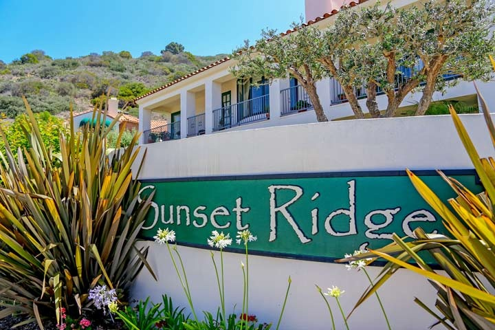 Sunset Ridge Homes For Sale in Rancho Palos Verdes, California