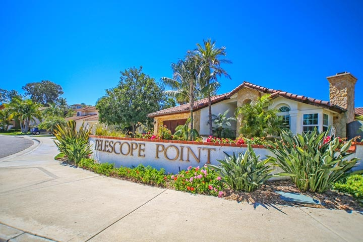 Telescope Point Community Homes For Sale In Carlsbad, California