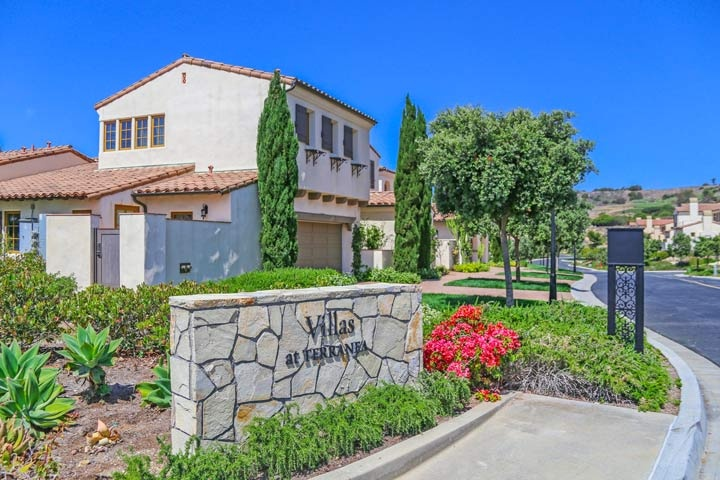 Terranea Villas Homes For Sale in Rancho Palos Verdes, California