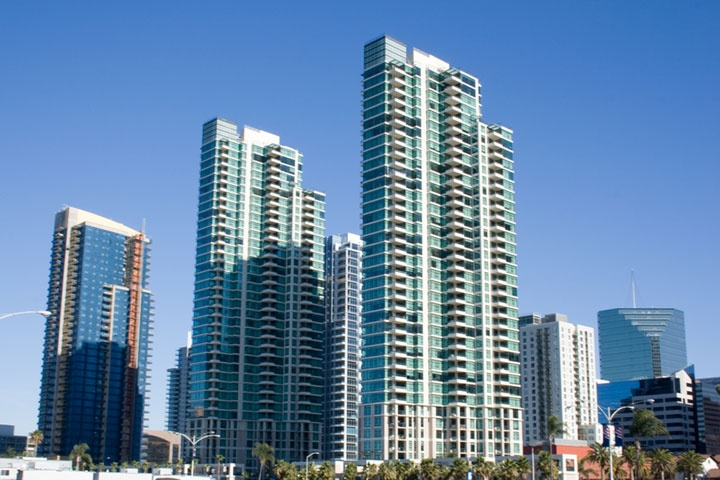 The Grande North Condos | Downtown San Diego Real Estate