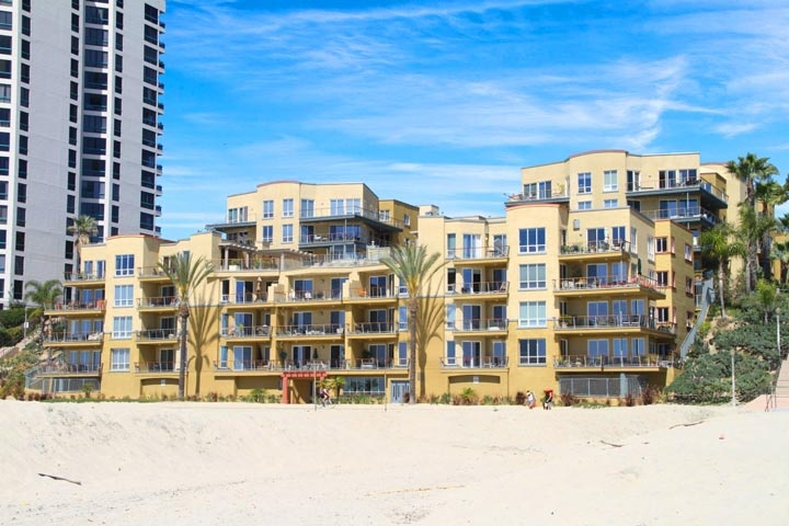 The Meridian Condos For Sale in Long Beach, California