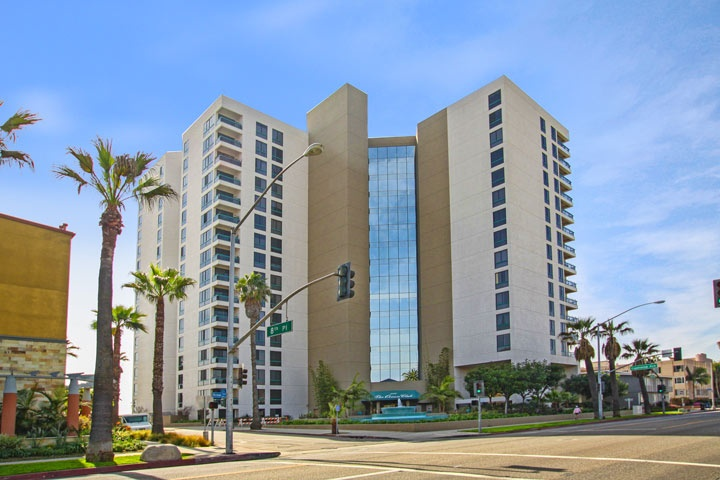 The Ocean Club Condos For Sale in Long Beach, California