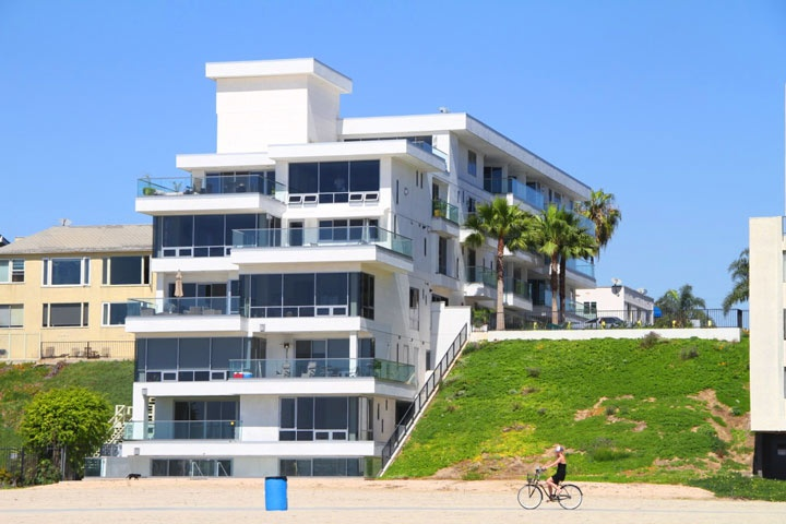 The Oceanside Condos For Sale in Long Beach, California