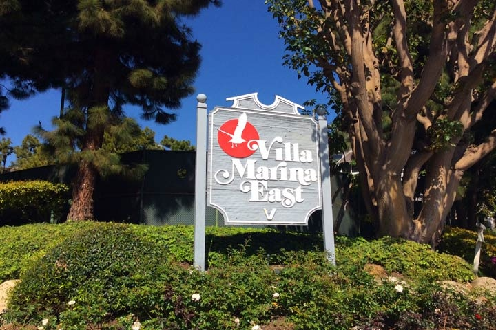 Villa Marina East Condos For Sale In Marina Del Rey, California