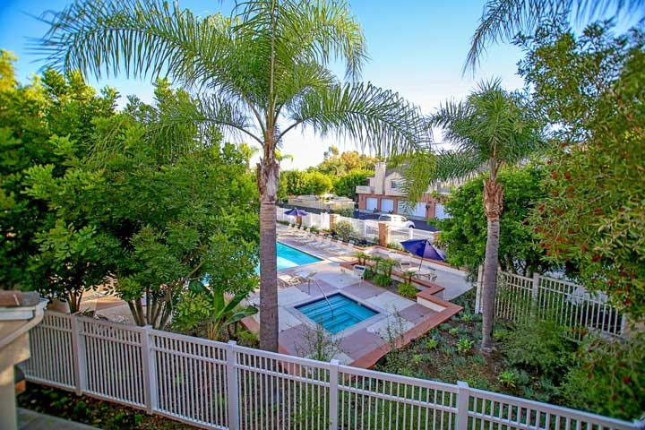 Villas South Aliso Viejo Community Pool