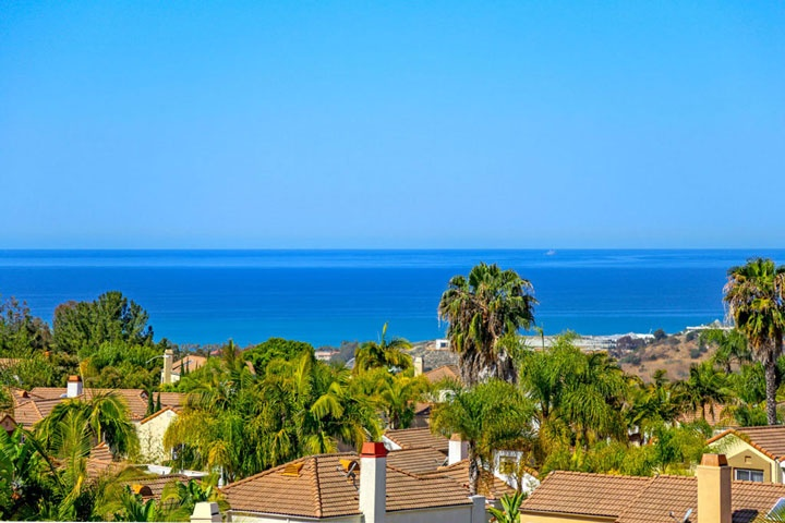 Vista Pacifica Ocean View Condo in San Clemente, California