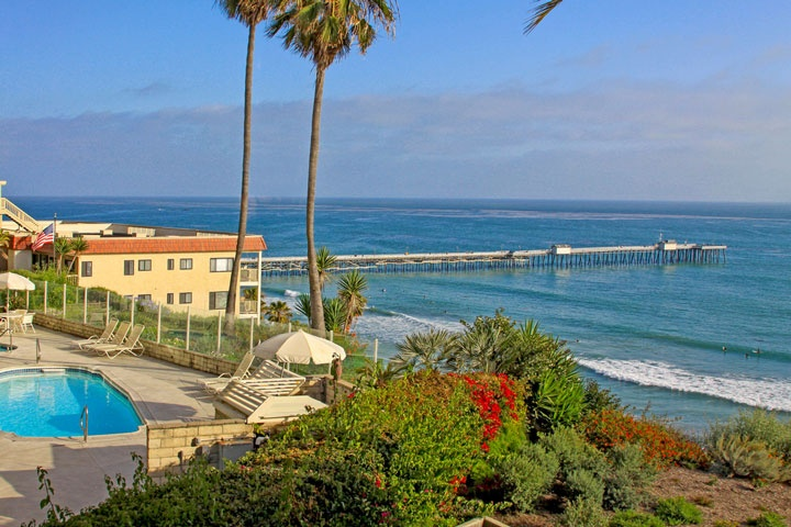 San Clemente Ocean Front Rental Homes and Condos For Lease