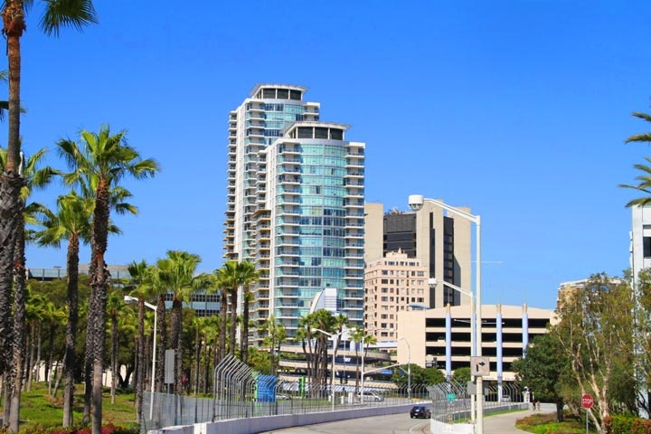 West Ocean Condos For Sale in Long Beach, California