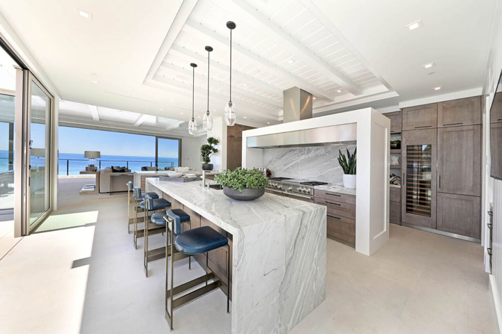 39 Strand Beach Dana Point Kitchen