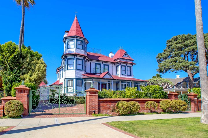 Baby Del Coronado Home In Cornado, California