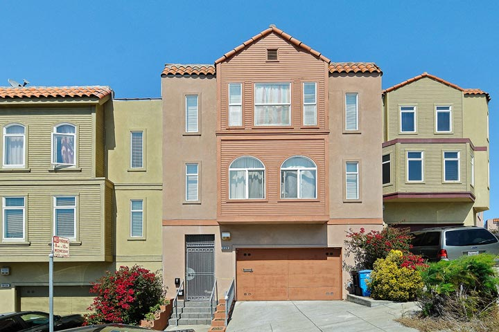 Bayview Heights San Francisco Homes