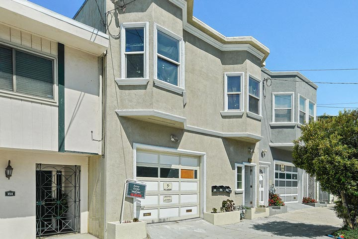 Bayview Homes For Sale in San Francisco, California