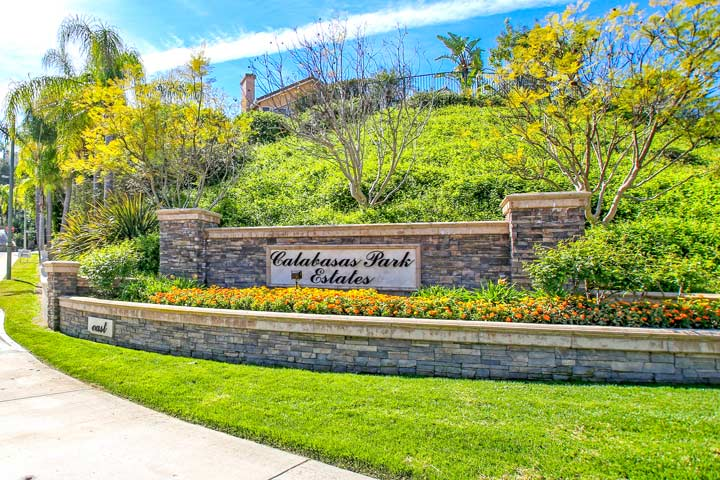 Calabasas Park Estates Community
