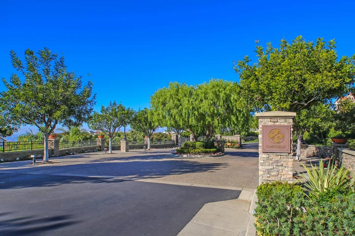Campobello Newport Coast Gated Community
