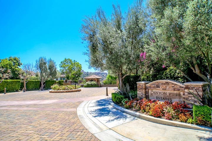 Canyon View Estates Aliso Viejo