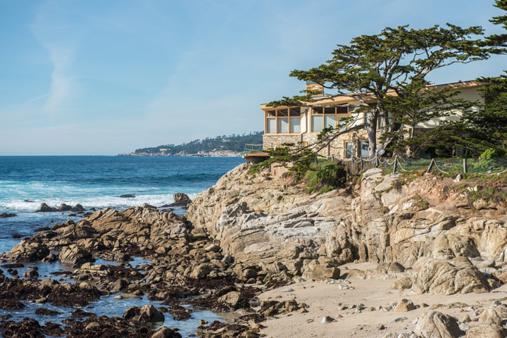 Carmel Ocean Front Homes - Beach Cities Real Estate