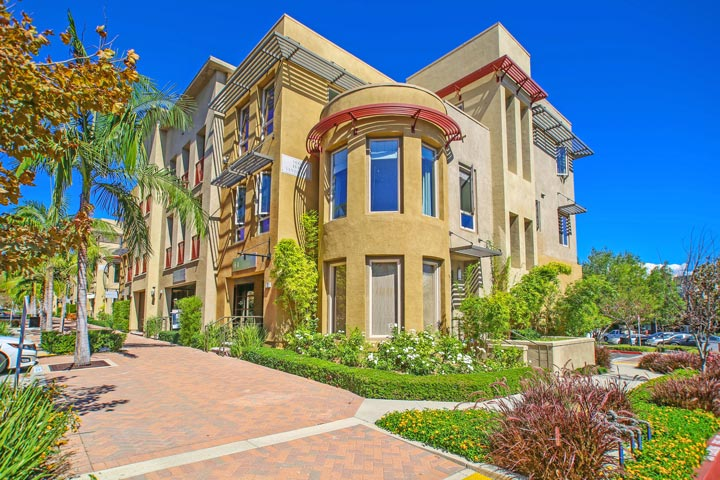 City Walk Aliso Viejo Homes for Sale