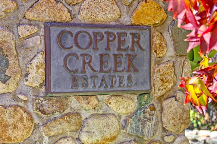 Copper Creek Estates Community